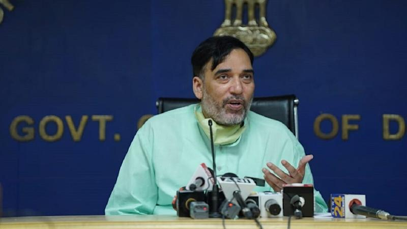 Dust Pollution: All Government Agencies And Individuals Should Follow Guidelines Issued by Delhi Govt at Construction Sites, Says Gopal Rai