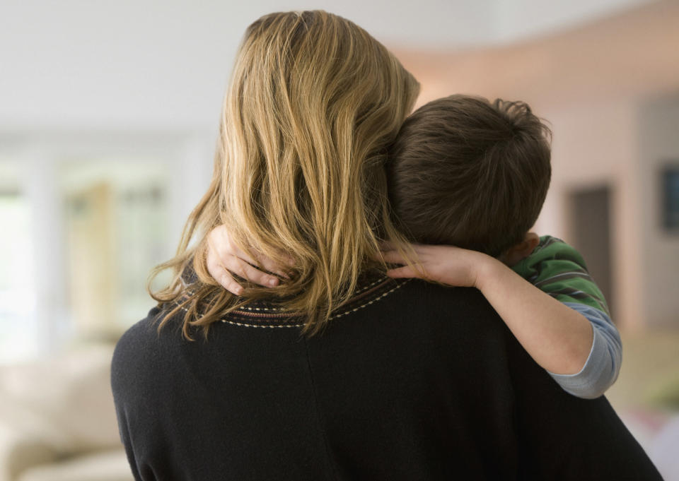 How to help a child with anxiety [Photo: Getty]
