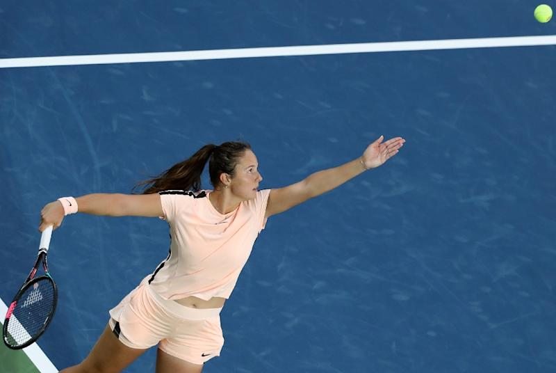 Kasatkina edges Muguruza to line up Svitolina in Dubai final