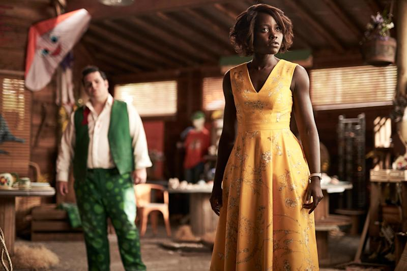 Lupita Nyong'o brings movie-star charm to scrappy zombie comedy Little Monsters