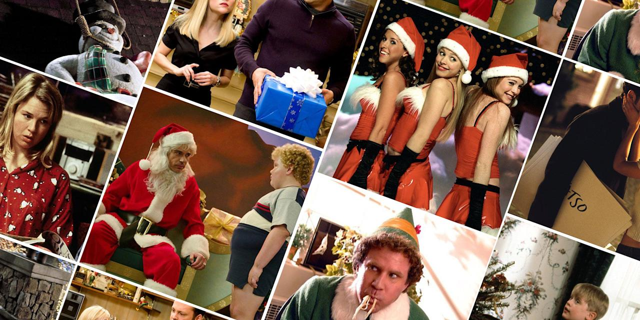"<p>Nothing gets us into the ""holiday spirit"" more than boozy Santas, hitmen banter, and Chevy Chase fa-la-la-la-la-la-ing. Save the saccharine and sentimental seasonal fare for another time and queue up one of these side-splitting comedies instead—spiked eggnog not necessary but definitely encouraged.</p>"