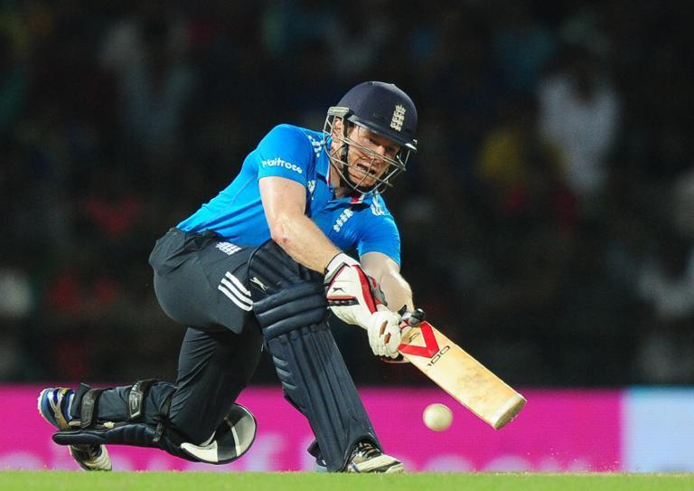 Eoin Morgan will lead England for the tri-series in Australia after Christmas and then the World Cup in Australia and New Zealand in February and March (AFP Photo/Lakruwan Wanniarachchi)