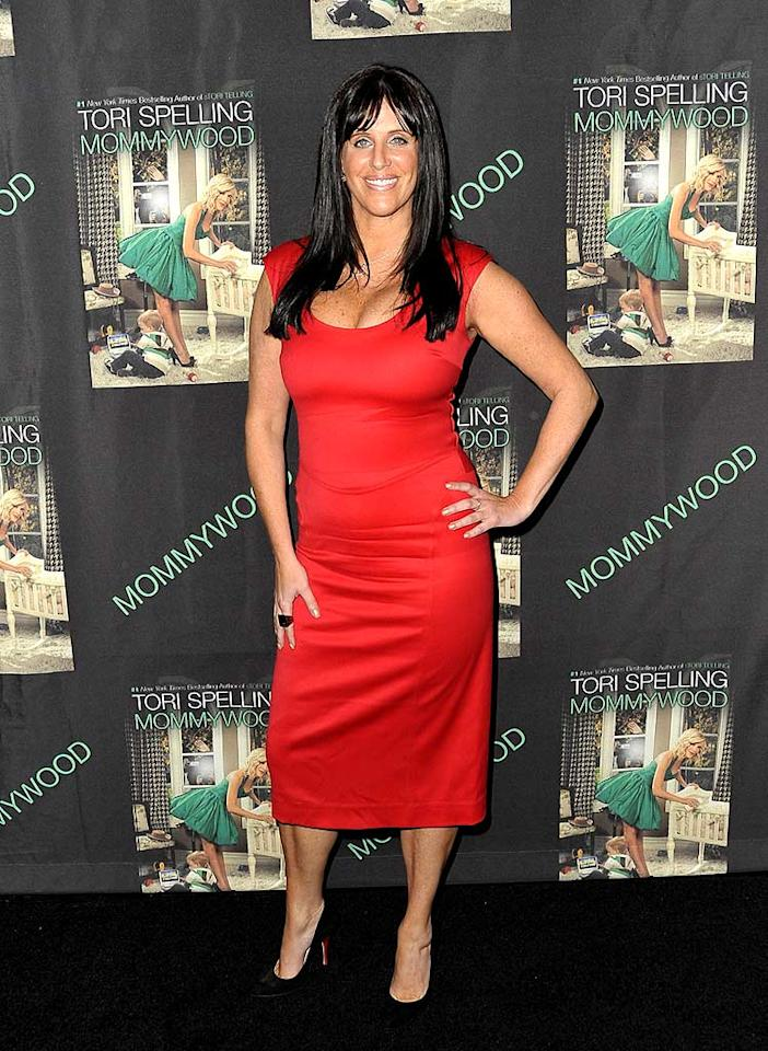 "Anyone who watches ""Millionaire Matchmaker"" knows Patti Stanger recommends that women straighten their hair and wear sexy dresses when going out. Looks like the reality star followed her own advice! Jordan Strauss/<a href=""http://www.wireimage.com"" target=""new"">WireImage.com</a> - April 13, 2009"