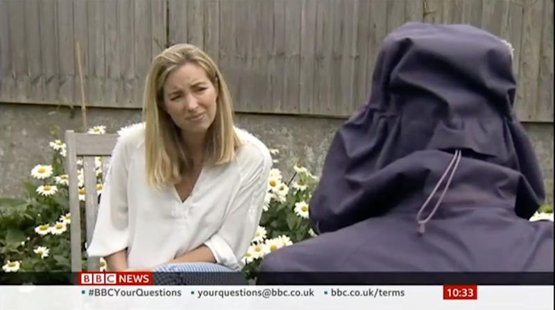 The report aired on BBC News last week (Photo: BBC News)