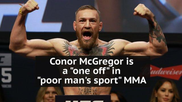 Conor McGregor beats Nadal and Ibrahimovic to break into Forbes top 25 highest paid athletes list