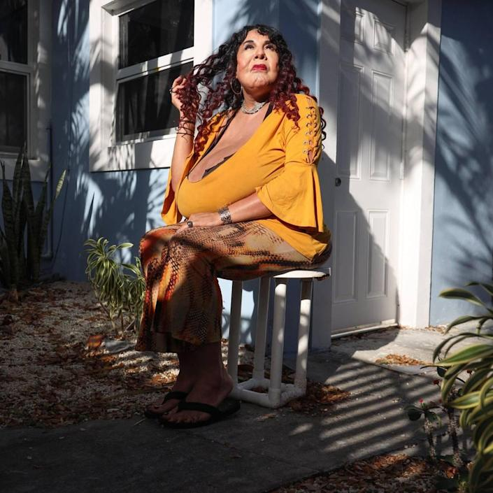 Rajee Narinesingh's life as a Black trans woman hasn't been easy. The harassment and brutal attacks could have turned her into a recluse but Narinesingh draws strength from her enslaved ancestors.