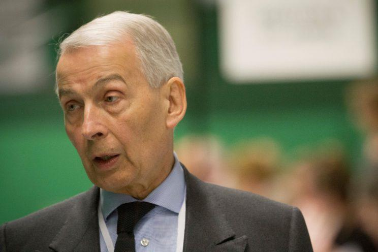 Frank Field, chair of the Commons committee, is severely critical of certain gig economy companies (Colin McPherson/Corbis via Getty Images)