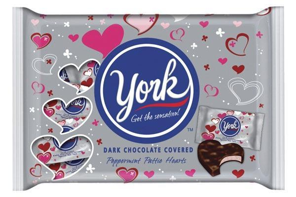 Valentines Candy Ranked York Peppermint Patty Hearts