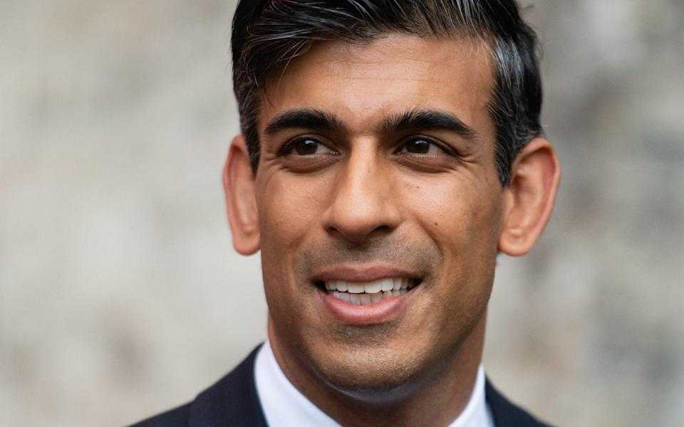 Rishi Sunak remains the PM's neighbour - WireImage
