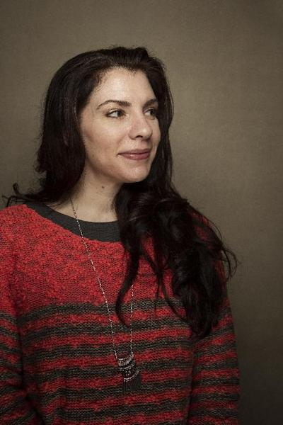 "Stephanie Meyer from the film ""Austenland,"" poses for a portrait during the 2013 Sundance Film Festival at the Fender Music Lodge, on Friday, Jan. 19, 2013, in Park City, Utah. (Photo by Victoria Will/Invision/AP Images)"