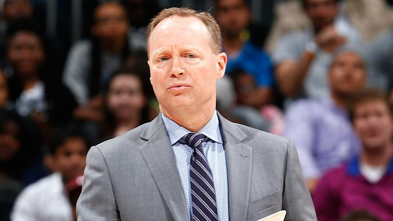 Hawks, Mike Budenholzer mutually agree to part ways
