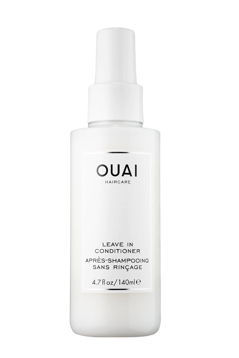 """<p><strong>OUAI</strong></p><p>sephora.com</p><p><strong>$26.00</strong></p><p><a href=""""https://go.redirectingat.com?id=74968X1596630&url=https%3A%2F%2Fwww.sephora.com%2Fproduct%2Fleave-in-conditioner-P428222&sref=https%3A%2F%2Fwww.cosmopolitan.com%2Fstyle-beauty%2Fbeauty%2Fg36027428%2Fbest-detanglers-for-curly-hair%2F"""" rel=""""nofollow noopener"""" target=""""_blank"""" data-ylk=""""slk:Shop Now"""" class=""""link rapid-noclick-resp"""">Shop Now</a></p><p>Excellent for detangling knots and smoothing <a href=""""https://www.cosmopolitan.com/style-beauty/beauty/a33187/how-to-defrizz-your-hair/"""" rel=""""nofollow noopener"""" target=""""_blank"""" data-ylk=""""slk:unwanted frizz"""" class=""""link rapid-noclick-resp"""">unwanted frizz</a> and flyaways, this leave-in conditioner coats your curls with <strong>vitamin E (to hydrate) and hydrolyzed proteins (to strengthen)</strong>. And as an added bonus, it's also free of stripping sulfates, parabens, and other harsh ingredients.</p>"""