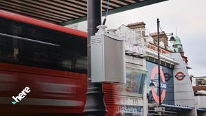 HERE Technologies, a leading location data and technology platform, and Bosch, a leading global supplier of technology and services, announced their activities with Transport for London (TfL) to measure and improve air quality in the London Borough of Lambeth by reducing traffic congestion.