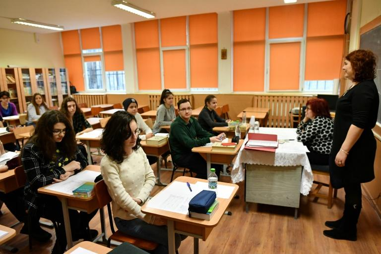 Romania's government proposed dropping Latin classes last year, but faced an unexpected outcry