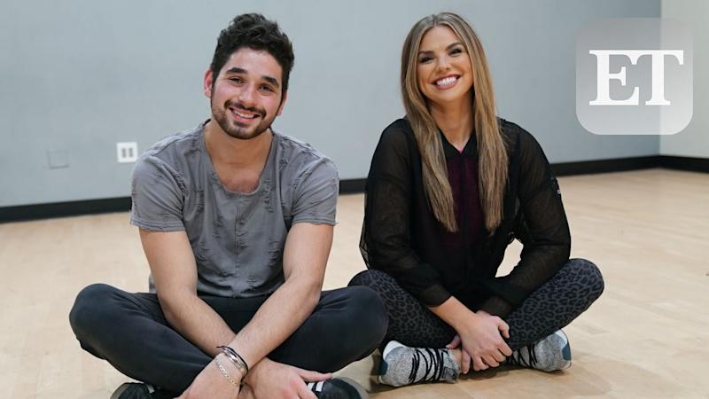 The pro dancer is exclusively guest blogging his 'DWTS' journey for ET all season.