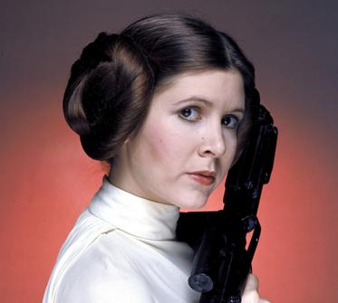 A Complete Timeline Of Princess Leia S Hair From A New Hope To