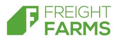 Founded in 2010, Boston-based Freight Farms has established itself as the leader in the containerized agriculture industry. With its flagship product, The Leafy Green Machine™, the company was the first to integrate smart, hydroponic, vertical farming into an intermodal freight container. To date, Freight Farms' global customer base includes individual clients and corporations, universities, non-profits, municipalities, and restaurants. (PRNewsfoto/Freight Farms)