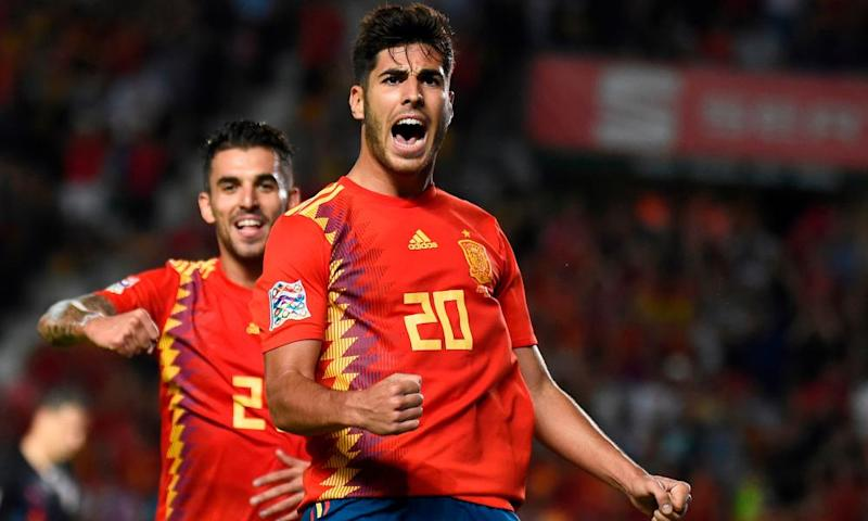 Asensio and Saúl inspire new-look Spain to six-goal thrashing of Croatia