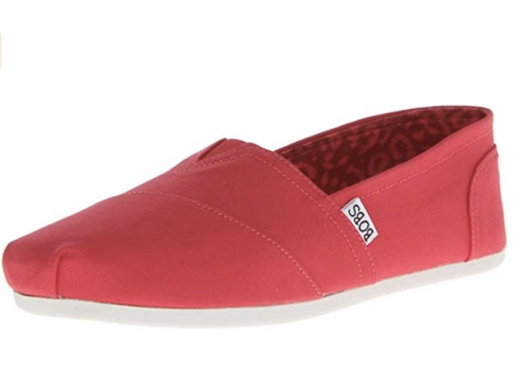 What's so funny 'bout peace, love and timeless branding? We give you Bobs from Skechers. (Photo: Amazon)