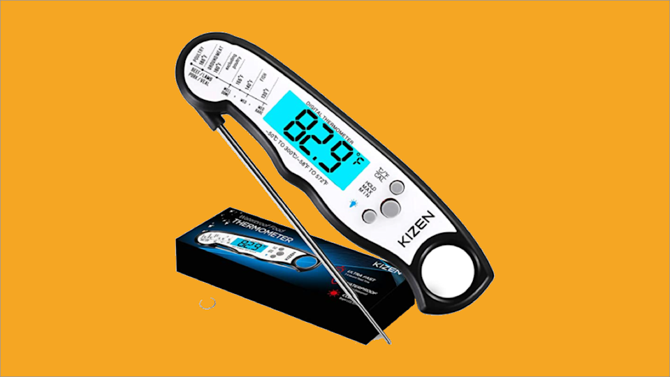 It's rare to find a meat thermometer that's this accurate, versatile and affordable. Well done! (Photo: Amazon)