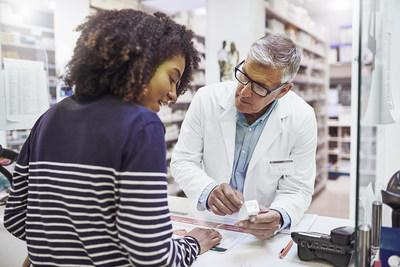 Teva Canada's Caregiver Friendly Pharmacy program offers resources and tools to help Canadian caregivers partner with their pharmacy team to navigate the healthcare system on behalf of a loved one. (CNW Group/Teva Canada Limited)