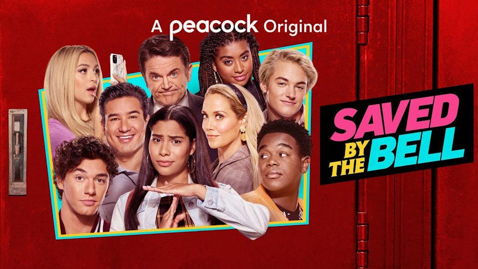 """Peacock and HBO Max added to the already crowded field of streaming services, and several gravitated to remakes of beloved former series  like """"Saved By the Bell"""" as an easy marketing hook."""
