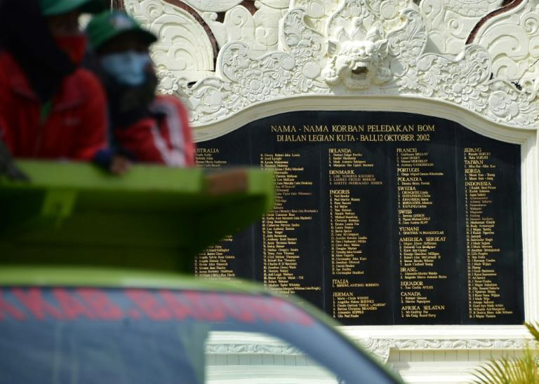 More than 200 people were killed in the deadly 2002 Bali bombings