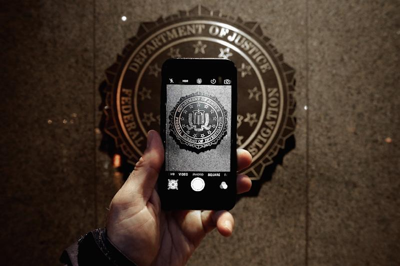 The FBI's facial recognition database includes some 30 million criminal mugshots and 140 million images from visa applications by foreign nationals (AFP Photo/Chip Somodevilla)