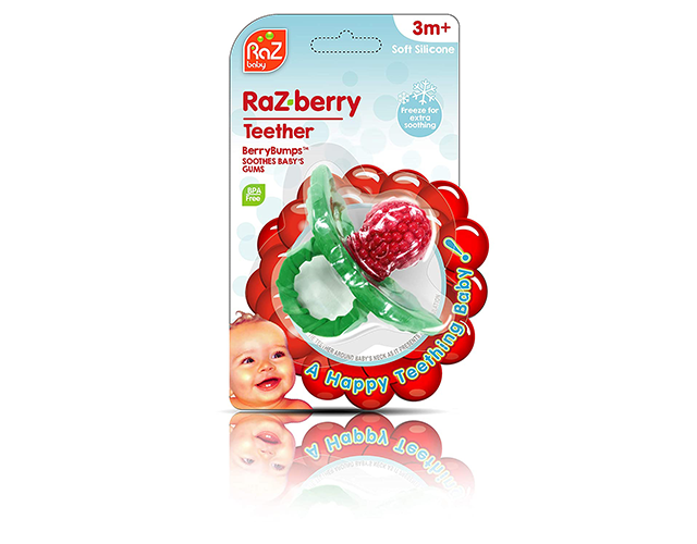 Razbaby Best Teether Toy Amazon