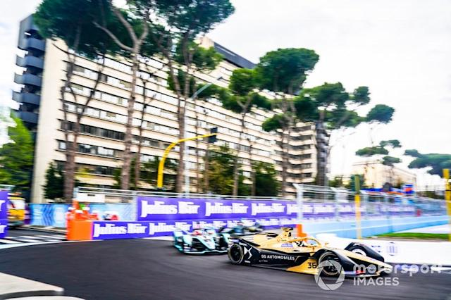 "Circuito Cittadino dell'EUR (Roma, Italia) <span class=""copyright"">Malcolm Griffiths / Motorsport Images</span>"