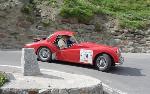 liege-brescia-liege road rally 2019 - Credit: www.classicrallypress.co.uk