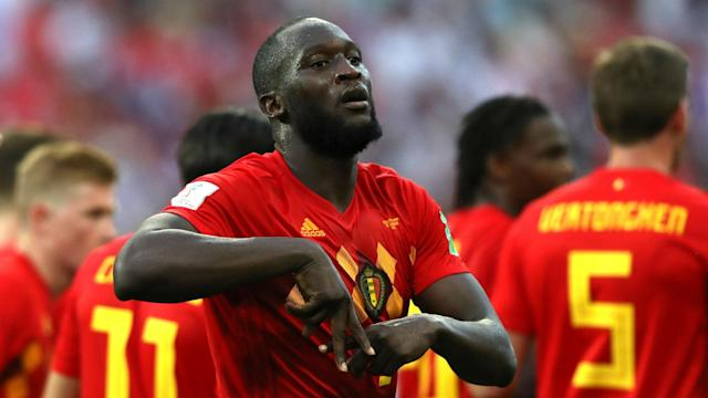 After Panama picked up five bookings in Monday's Group G game, the Red Devils coach was glad Eden Hazard and Romelu Lukaku emerged unscathed