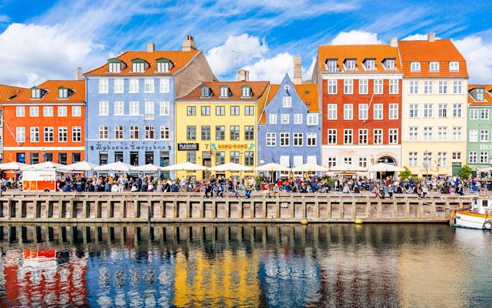 Denmark is open for UK tourists (for now) - Getty