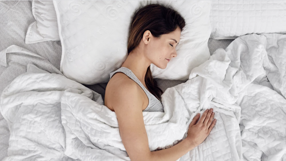 Best gifts for girlfriends: Gravity Weighted Blanket
