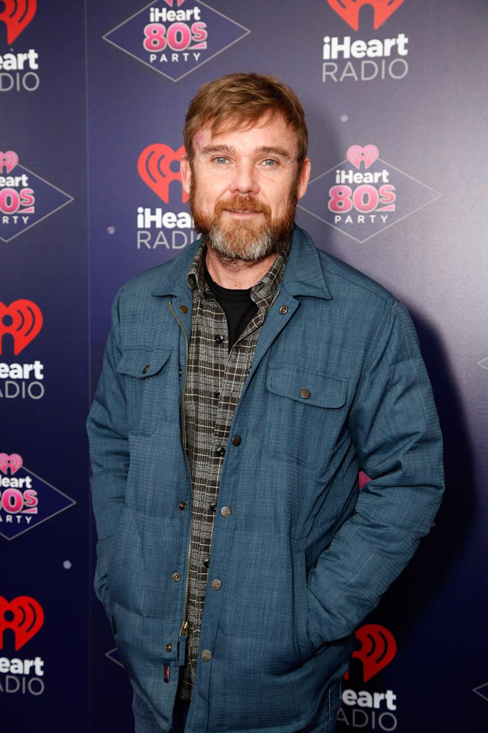 """Former """"Silver Spoons"""" star Ricky Schroder shared a video of himself confronting a Costco employee after he was denied entrance into a store without a mask."""