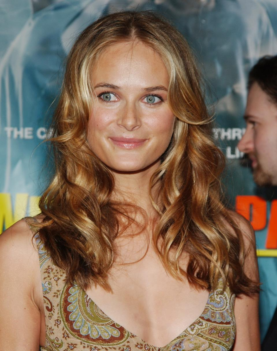 """Rachel Blanchard during """"Without A Paddle"""" Los Angeles Premiere - Arrivals at Paramount Pictures in Los Angeles, California, United States. (Photo by Jon Kopaloff/FilmMagic)"""