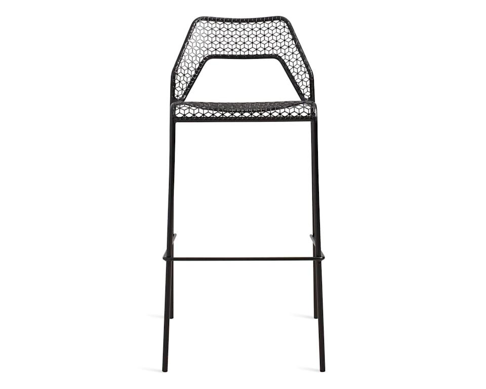 <p>These <span>Hot Mesh Barstools</span> ($259) from BluDot were a splurge, but they make the kitchen space. The open back gives our narrow bar seating setup feel a bit more open and airy. Plus, I love that Blu Dot is a truly design-focused brand that cares deeply about quality.</p>