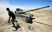 Iraq forces retake town of Hatra southwest of Mosul