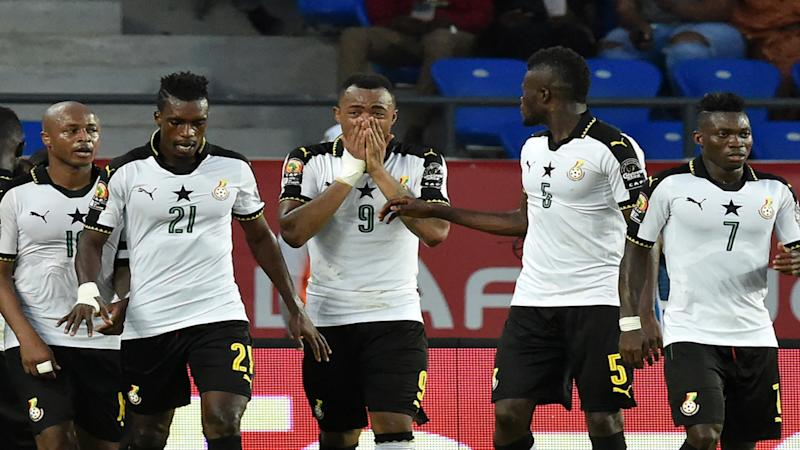 Ghana 0-1 Namibia: Wakaso's missed penalty leaves Black Stars stunned in Afcon tune-up