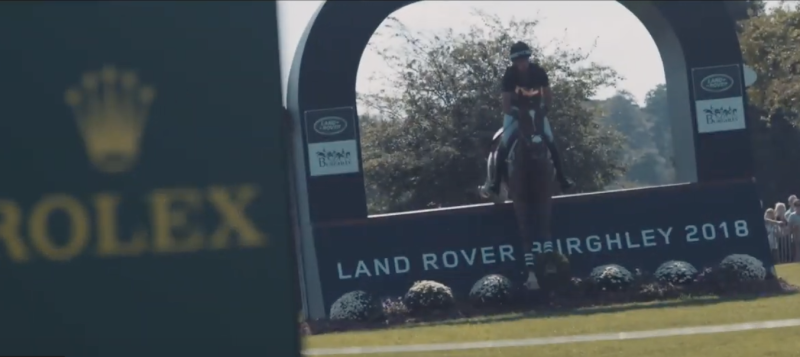 British eventers will be staking early Olympic claims at the Land Rover Burghley Horse Trials