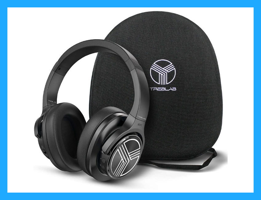 Save $44 on these TrebLab Z2 Over-Ear Headphones for Prime members only! (Photo: Amazon)