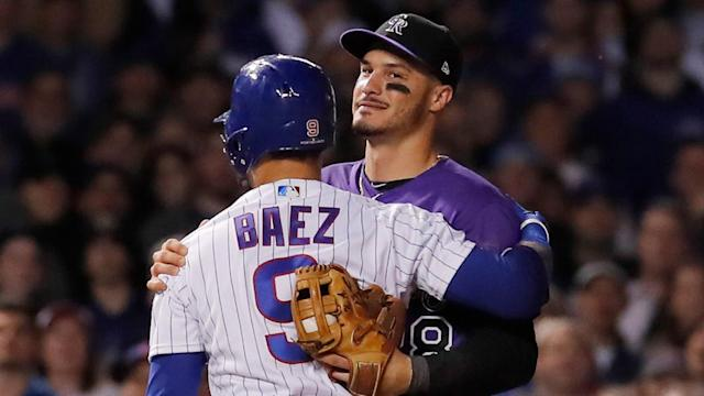 After a disappointing finish to 2018, Kris Bryant and Co. once again have their sights set on another World Series. Let's take a look at all of the teams that could stand in the way of the Cubs getting back to the Fall Classic:
