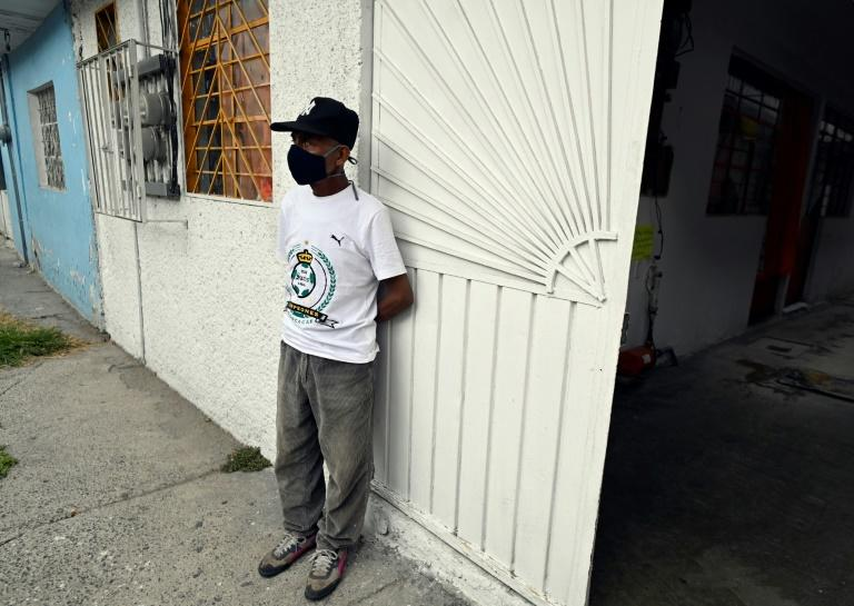 Pandemic deepens Mexico's homeless crisis