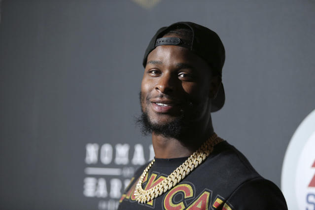 Pittsburgh Steelers running back Le'Veon Bell hadn't arrived to team meetings on Wednesday morning as his holdout continued. (AP)