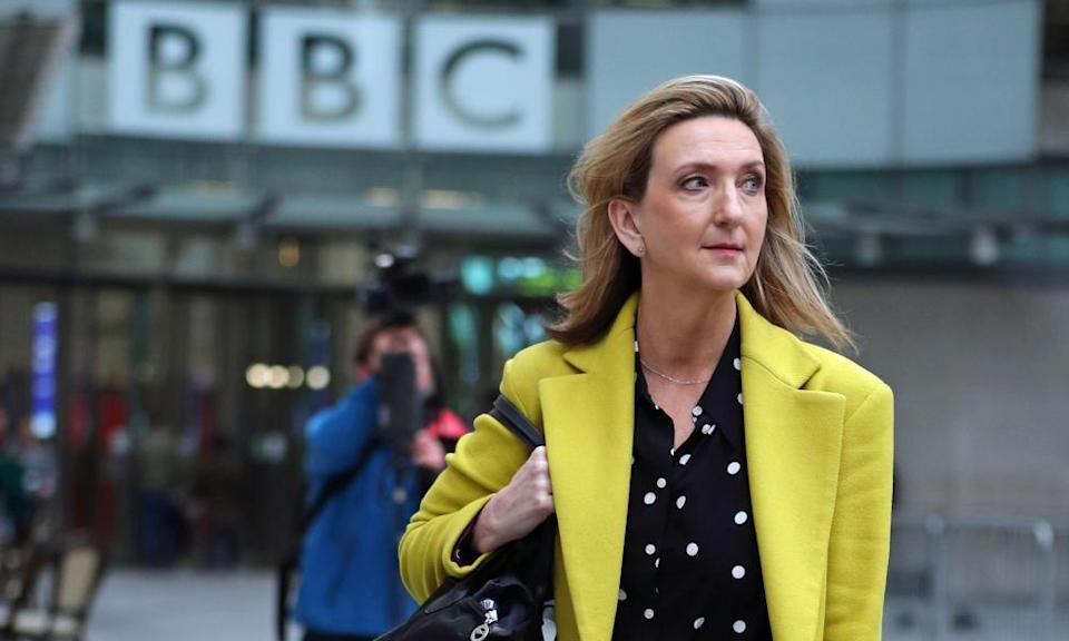 Victoria Derbyshire: bringing her people skills back to the BBC.