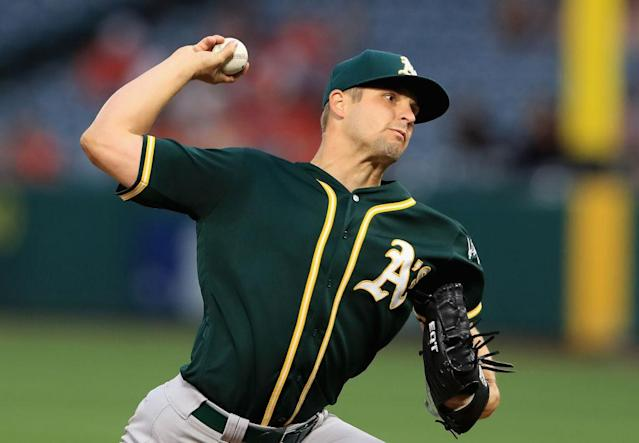 Kendall Graveman would be a solid add for the Blue Jays if Oakland is willing to get creative.