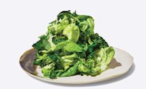 """A variety of leaves—some tender like Bibb lettuce, some sharp like arugula—are what make this simple Thanksgiving salad recipe truly special. Choose any vinegar you like for the dressing, but know that a cider vinaigrette will really tie it into a menu featuring traditional fall flavors. <a href=""""https://www.epicurious.com/recipes/food/views/everyday-greens-salad?mbid=synd_yahoo_rss"""" rel=""""nofollow noopener"""" target=""""_blank"""" data-ylk=""""slk:See recipe."""" class=""""link rapid-noclick-resp"""">See recipe.</a>"""