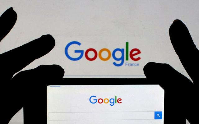 <p>No. 10 (tie): Google Search<br>11 per cent say they can't live without it.<br>(Reuters) </p>