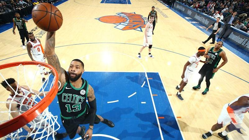 Marcus Morris could spurn Spurs for Knicks?