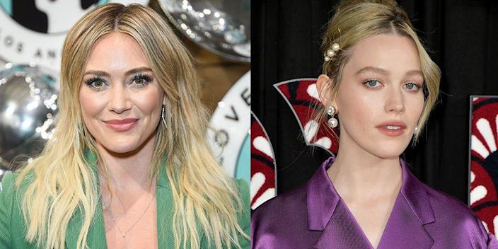 <p>While Joe Goldberg was becoming obsessed with Victoria Pedretti's character in Netflix's <em>You</em>, fans were all equally—okay, maybe not equally—obsessing over the fact that she is a dead ringer for Hilary Duff. </p>